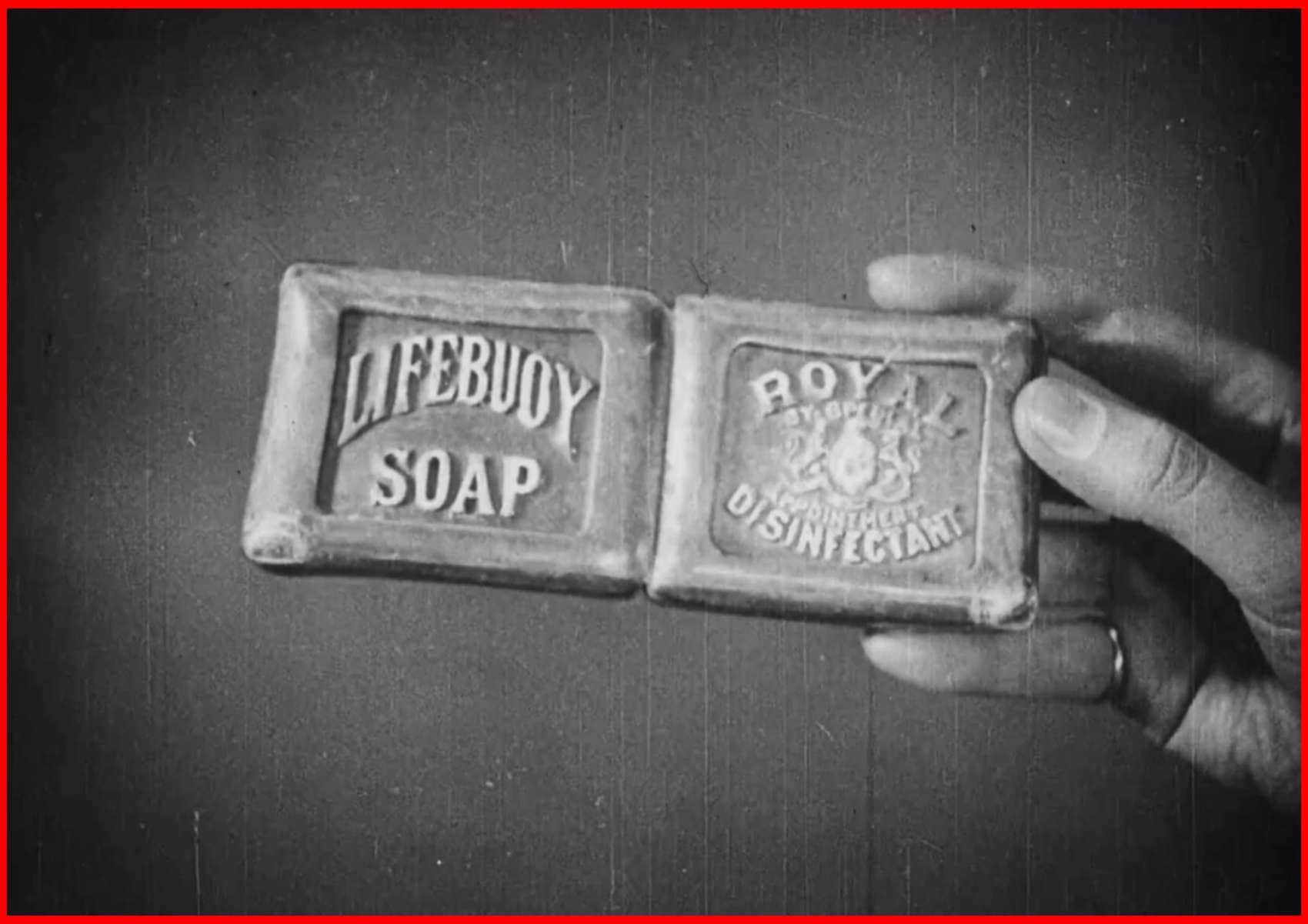 Lifebuoy soap bar