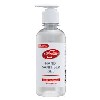 Lifebuoy Hand Sanitiser Gel 250ml